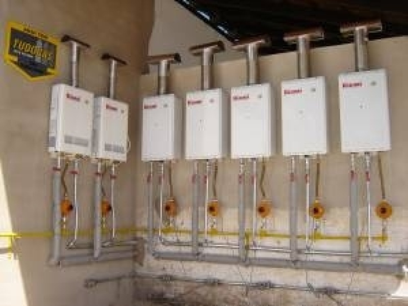 Conserto de Aquecedores a Gás de Casa no Jardim Itaoca - Manutenção de Aquecedor em SP
