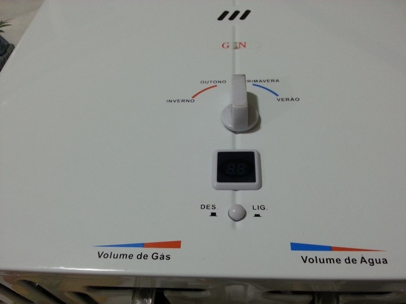 Conserto de aquecedor na Vila Santa Inês
