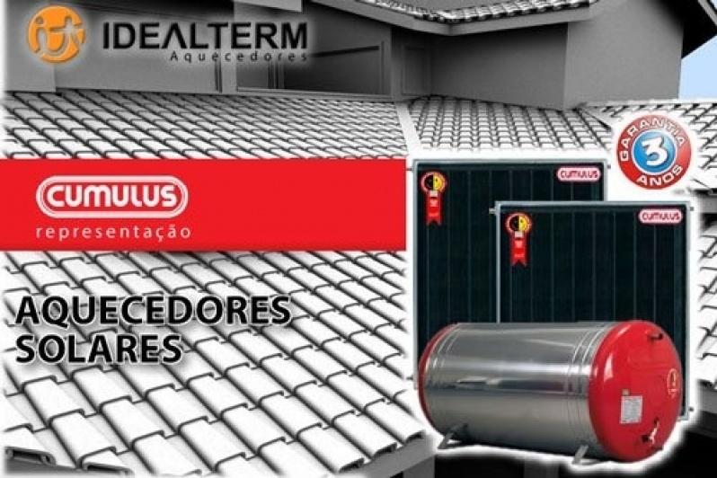 Fabricantes de aquecedores elétricos para comércio na Chácara Monte Sol