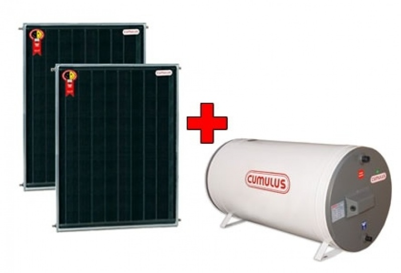 Manutenção de aquecedores na Vila Santos