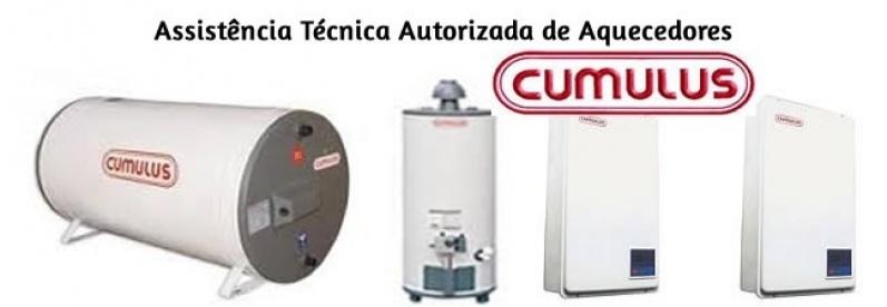 Preços aquecedor de água na Vila Filomena