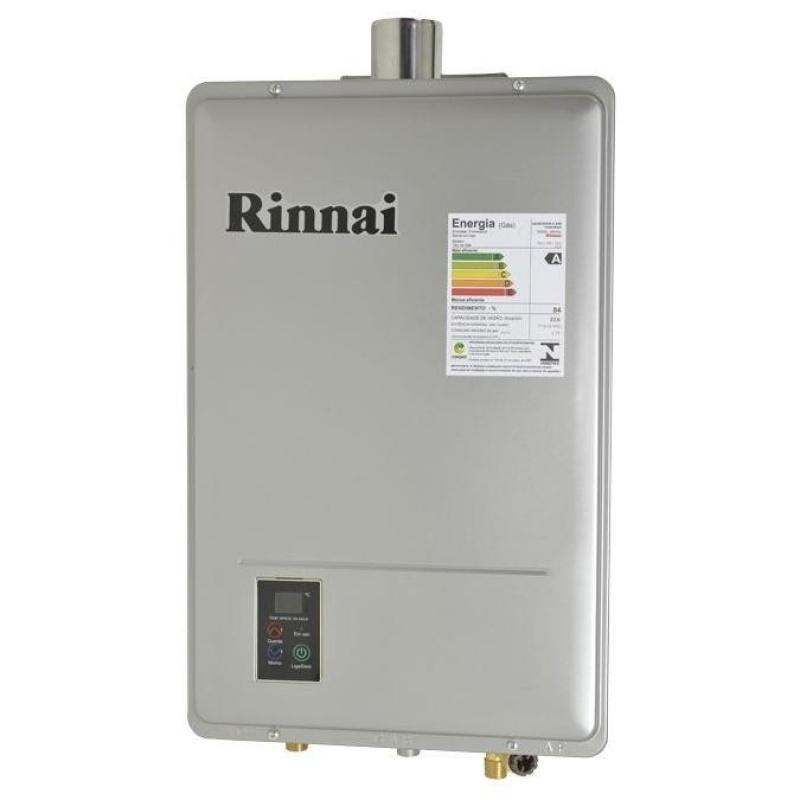 Quanto custa aquecedor a gás Rinnai no Jardim São Silvestre