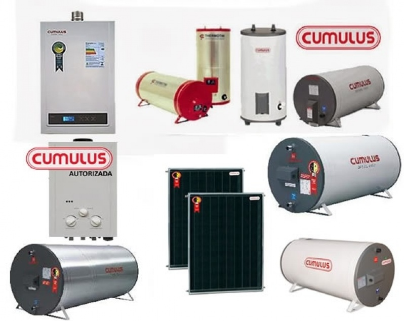 Venda e instalação de aquecedores com preços jutos no Jardim Ellus