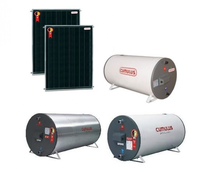 Aquecedor Solar Preço