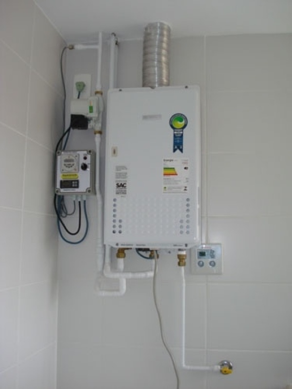 Aquecedores Bosch Assistência Técnica SP