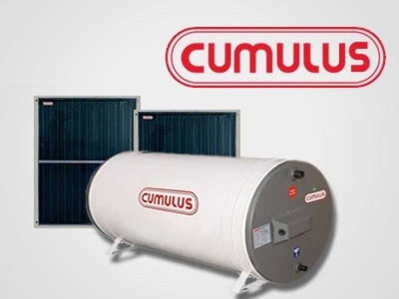 Instalação aquecedor a gás na Vila Prel
