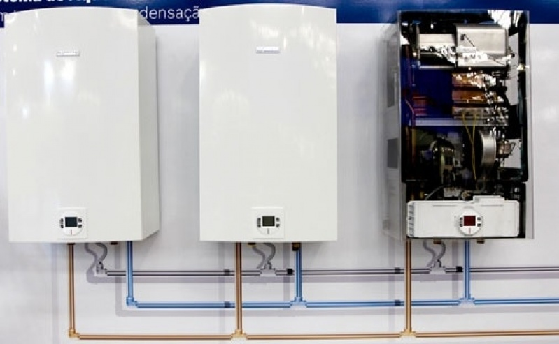 Instalação de aquecedor a gás Bosch valores na Vila Nova Alba