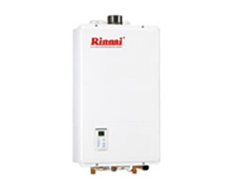 Instalação de aquecedor elétrico Rinnai na Cohab Taipas