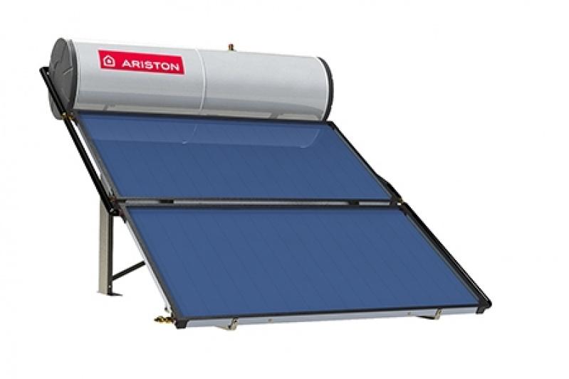 Instalar aquecedores solares na Vila Celeste
