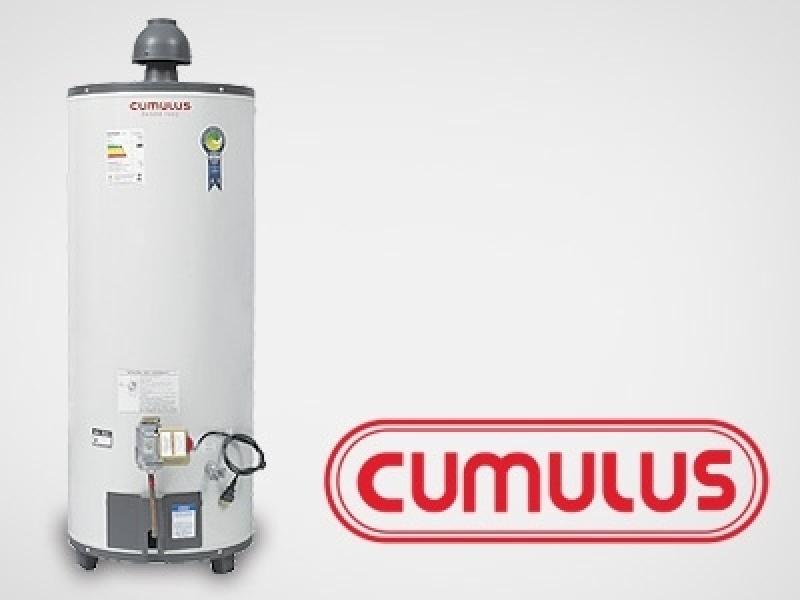 Manutenção de aquecedores de água Cumulus na Vila Nova Savoia