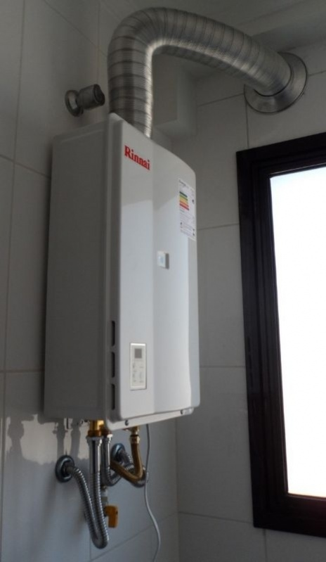 Manutenção de aquecedores de casa na Vila Tiradentes