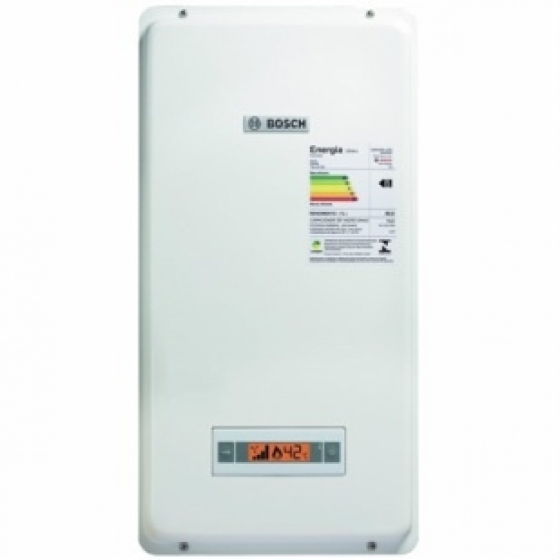 Preço para comprar aquecedor de água na Vila da Paz