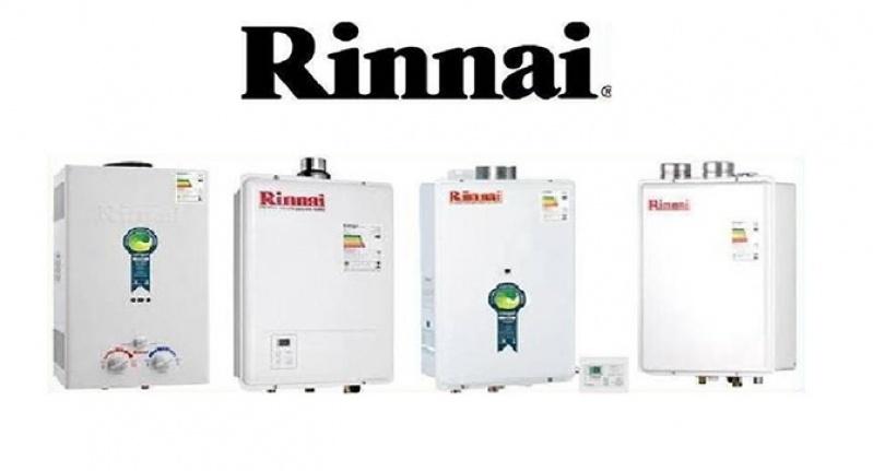 Preços aquecedor a gás Rinnai na Vila Rica