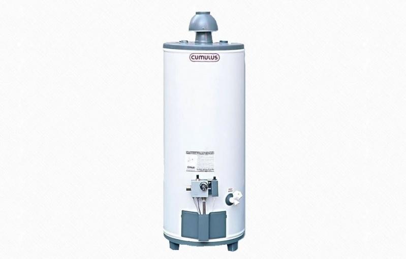 Valor para aquecer água no Parque Guedes